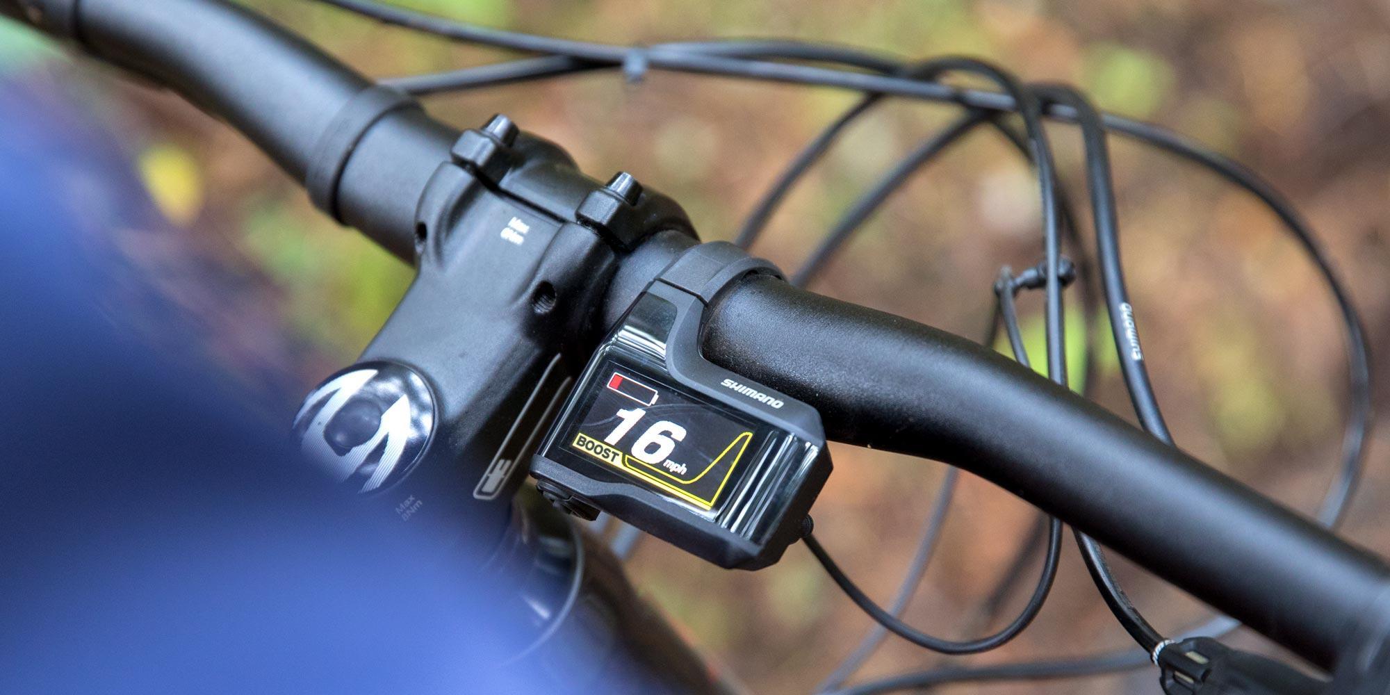 Πώς ποδηλατούμε με ένα ηλεκτρικό ποδήλατο βουνού