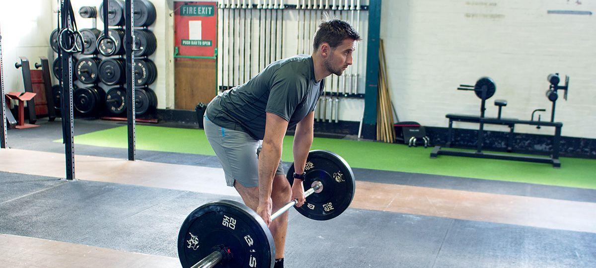 Άσκηση deadlift και τρέξιμο – Πολλαπλά οφέλη