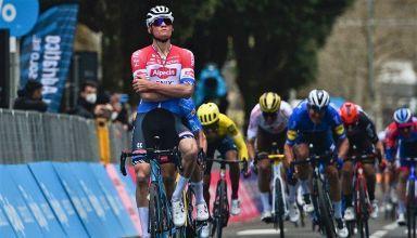 3ο εταπ – Η 1η νίκη του Mathieu van der Poel