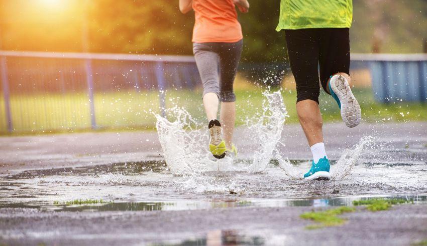 Πώς τρέχουμε στη βροχή – Αναλυτική προετοιμασία
