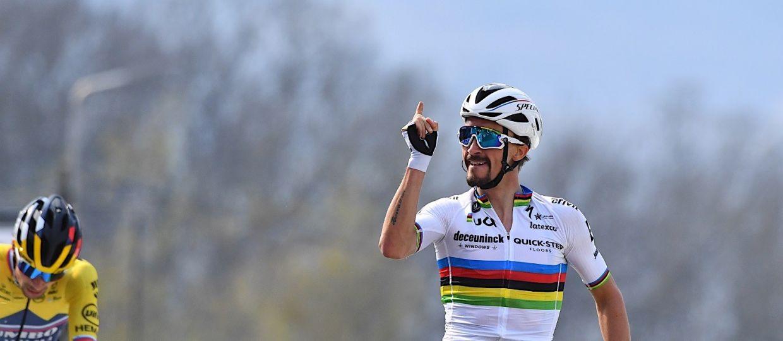 La Flèche Wallonne 2021 – Νικητής με αντεπίθεση ο Julian Alaphilippe
