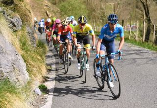 Tour of the Basque Country 2021 – Λίστα εκκίνησης