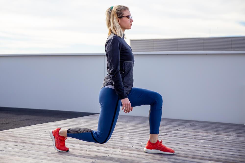 Διατάσεις, τεχνικές τρεξίματος και επιταχύνσεις για σωστή προθέρμανση