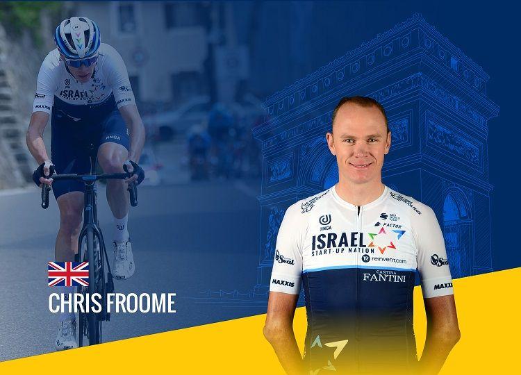 Ο Chris Froome θα συμμετέχει στο Tour de France 2021