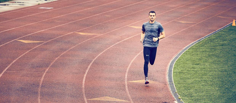 Τρέξιμο και διαλειμματική προπόνηση εντός σταδίου