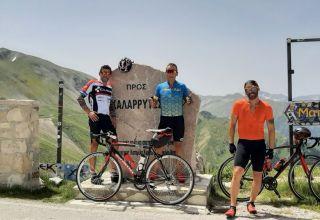 Passo di Baro - Το ορεινό σύνορο Θεσσαλίας - Ηπείρου