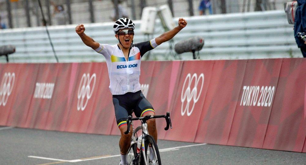 Ολυμπιακοί αγώνες 2021 – Ο Richard Carapaz γράφει ιστορία