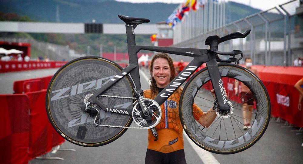 Ολυμπιακοί αγώνες 2021 – Νίκη για την Annemiek van Vleuten