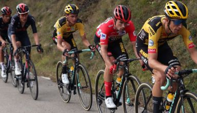 La Vuelta 2021- Λίστα εκκίνησης