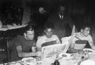 Διατροφή στο Tour de France – Τα πρώτα χρόνια