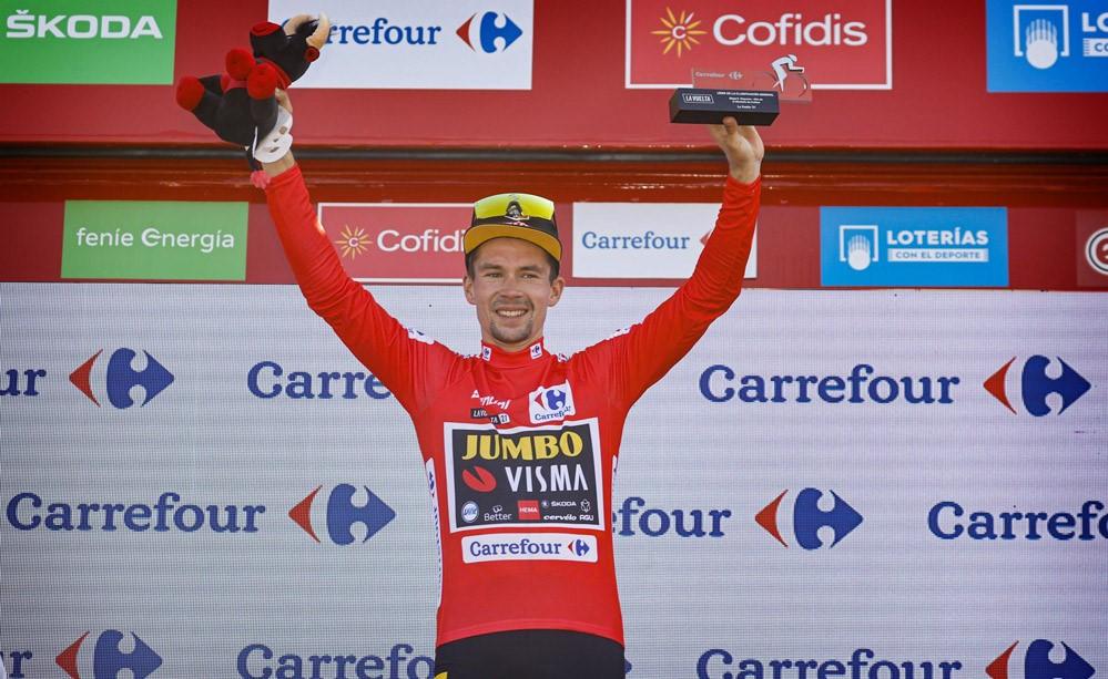 6ο εταπ – Νίκη για τον Cort και κόκκινη φανέλα για Roglič