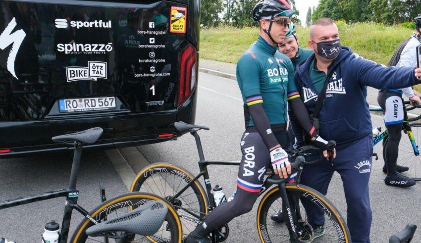 O Sagan επιλέγει μηχανική Dura Ace για το Paris Roubaix