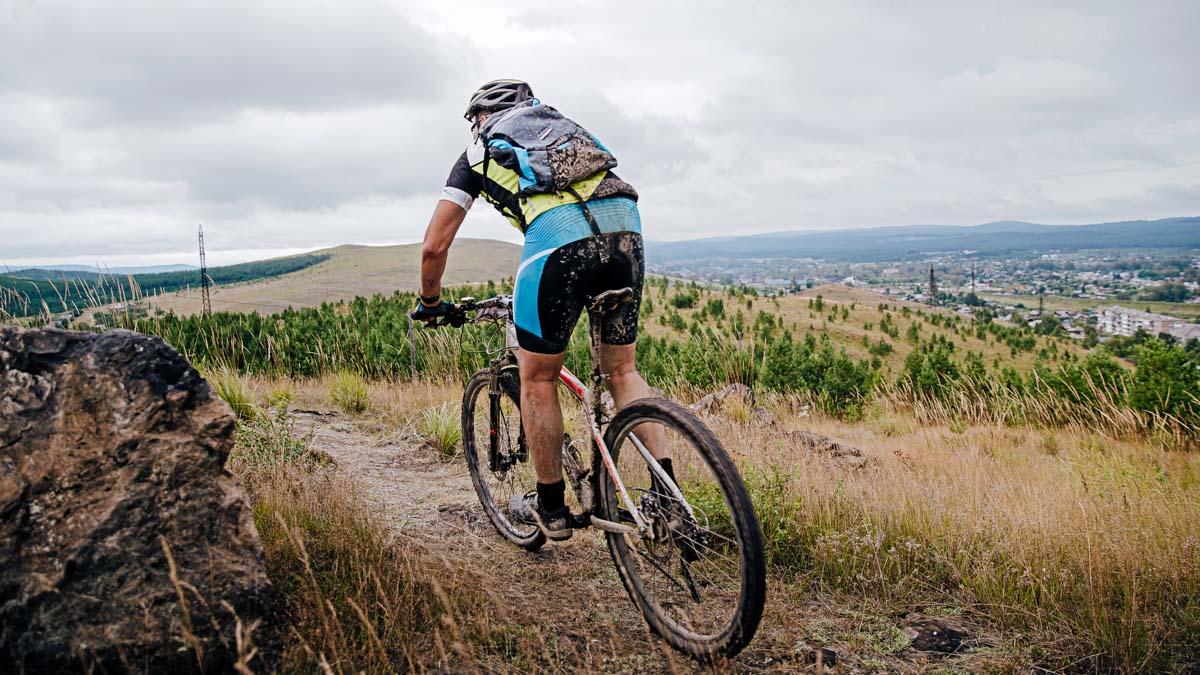 Μετάβαση από ποδήλατο δρόμου σε ποδήλατο βουνού