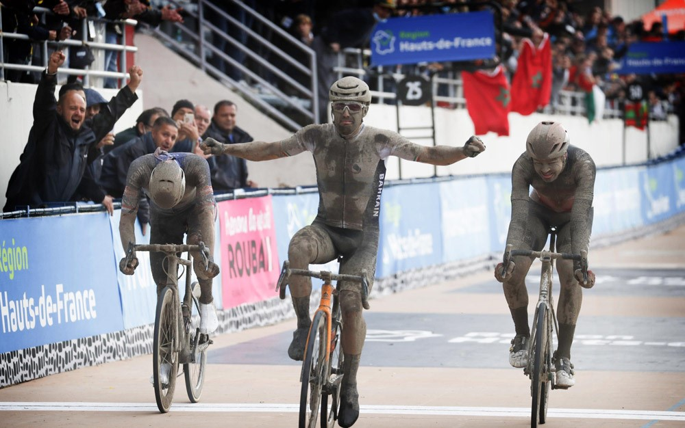 Paris-Roubaix 2021 – Μια σκληρή νίκη για τον Colbrelli